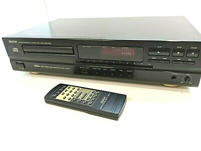 DENON DCD-825 Audiophile Stereo Compact Disc Player ** BOXED MINT SERVICED * • 129£