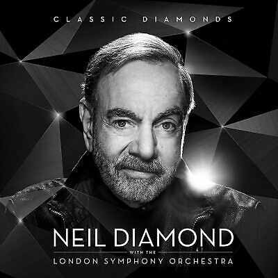 NEIL DIAMOND CLASSIC DIAMONDS DOUBLE VINYL LP (Released November 20th 2020) • 28.89£