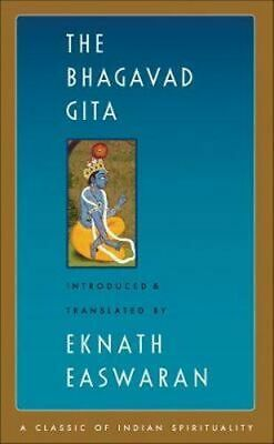 AU24.99 • Buy NEW The Bhagavad Gita By Eknath Easwaran Paperback Free Shipping