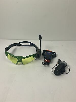 Spy Gear Goggles Glasses, Laser Pointer, Listening Device- Toys Lot  • 14.18£