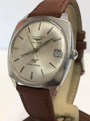£490 • Buy Longines Ultra-Chron Gents Automatic Watch - Made In 1969