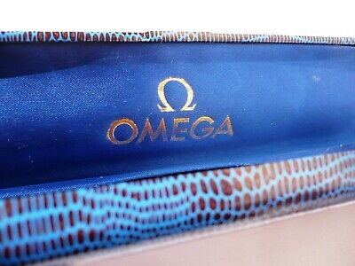 Vintage Case Box For Omega Watch 50's Box Case Omega Swiss Watch • 14.99£