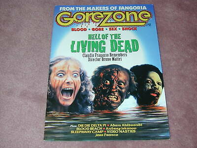 $20 • Buy GOREZONE # 32 - Hard-to-find Issue! Gore Zone