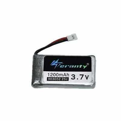 AU17.99 • Buy 3.7V 1200mAh 25C Drone Lipo Battery