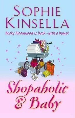 (Good)-Shopaholic And Baby (Paperback)-Sophie Kinsella-0593053885 • 2.95£