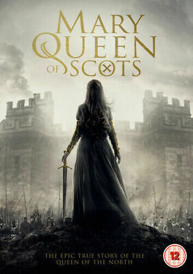 Mary Queen Of Scots DVD (2019) Camille Rutherford, NEW & SEALED • 1.49£