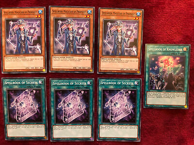 AU22 • Buy SPELLBOOK ENGINE Spellbook Of Secrets - SR08-EN027 Knowledge Etc 1st Ed. Yugioh