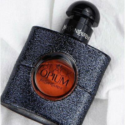 Yves Saint Laurent Black Opium 90ml Parfum Spray Brand New & Sealed Uk • 21.99£