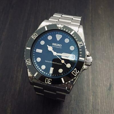 $ CDN972.24 • Buy Seiko Skx031 Custom Sub Marina Mod Used Men's Watch