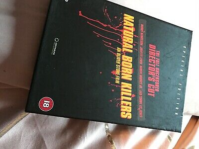 Natural Born Killers Collectors Edition • 1.10£