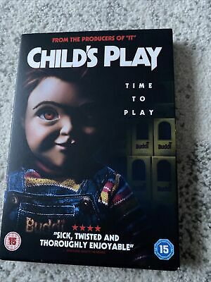 Childs Play Time To Play DVD • 1.20£