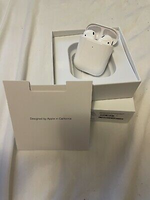 $ CDN43 • Buy Apple AirPods 2nd Generation With Wireless Charging Case - White