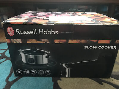 Morphy Richards Slow Cooker 3.5l • 5.50£