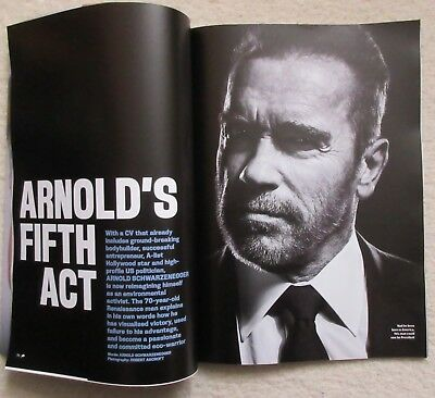 Arnold Schwarzenegger - Red Bulletin – February 2018 • 2£