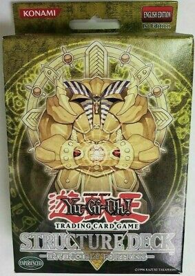 YuGiOh! Konami Invincible Fortress Booster Structure Deck Sealed Deck Only! • 23.99£