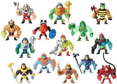 $11.95 • Buy Masters Of The Universe - MOTU Eternia Minis - Wave 1 & 2 - Choose Your Figures