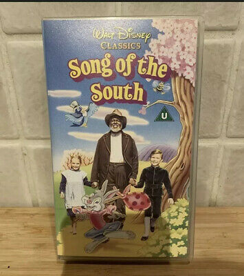 £59.95 • Buy Song Of The South Vhs Sealed!