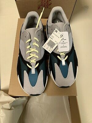 $ CDN971.93 • Buy Yeezy Boost 700 Wave Runner Deadstock Size 12.5 From Adidas Fast Shipping!