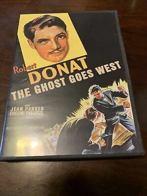 £5.08 • Buy The Ghost Goes West, Robert Donat.