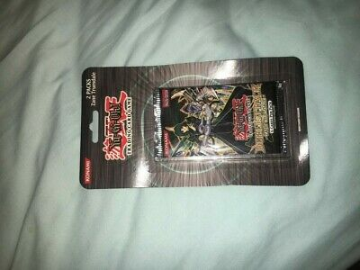 Yugioh Zane Truesdale Duelist Pack Rare New And Sealed!!! Hard To Find Old Stock • 19.99£