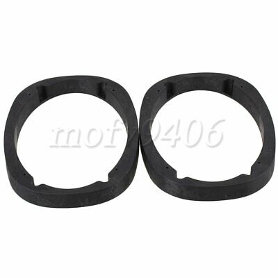 AU47.27 • Buy 2pcs 6x9  Universal Car Stereo Speaker Adapter Mount Spacer Black