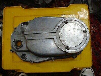 YAMAHA RD250 RD 250 YDS7 Right Hand Engine Cover C/w Dip & Oil Pump & Cover #2 • 40.28£