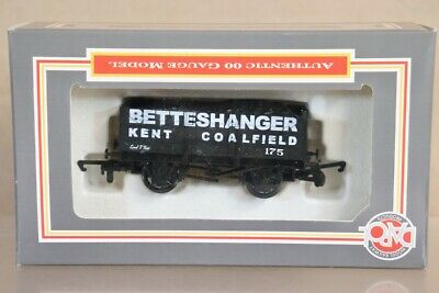 DAPOL BETTESHANGER KENT 7 PLANK COAL WAGON 175 HYTHE KENT LIMITED EDITION Ny • 29.50£