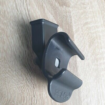 GENUINE ICandy Peach 3 2 1 Parasol / Umbrella  / Cup Holder Clamp Clip • 6.99£