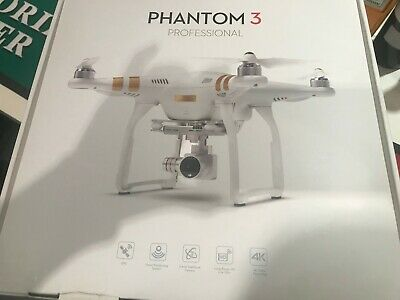 AU1800 • Buy DJI Phantom 3 Professional 4K Drone - NEW NEVER USED OR OPENED