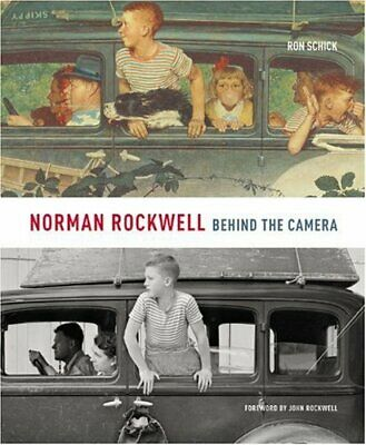 $ CDN29.62 • Buy Norman Rockwell: Behind The Camera