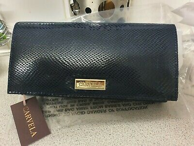 Carvela Black Textured Look Bag Chain Strap Detail New With Tags • 3.99£