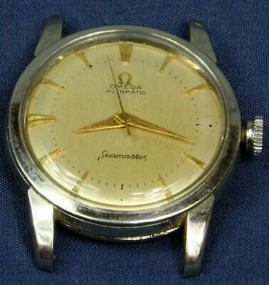 $ CDN2.59 • Buy Db84. Omega Seamaster Automatic Grade 505 24 Jewels Wrist Watch. Movement Marked