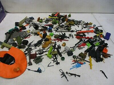 $ CDN97.30 • Buy 1980's Action Figure Weapons And Accessories Lot With GI Joe, Batman