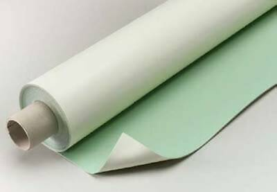Green Vinyl Drawing Board Cover • 14.99£