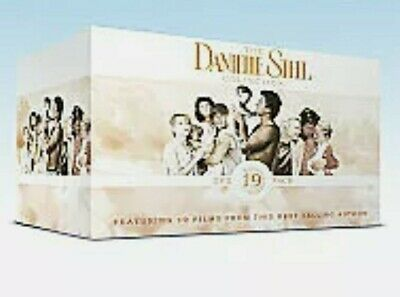 Danielle Steel Box Set (DVD, 2006, 19-Disc Set, Box Set) • 79.99£