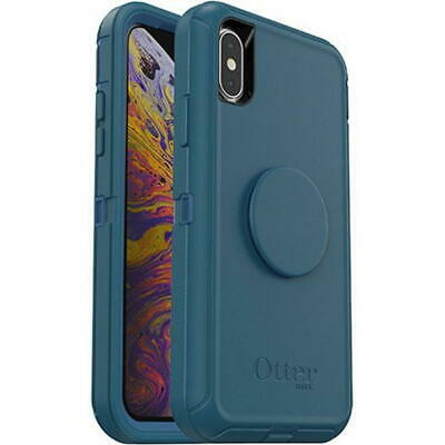 AU32.19 • Buy Otter + Pop Defender Series Case For IPhone X/Xs Winter Shade
