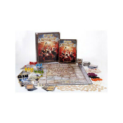 AU73.33 • Buy Lords Of Waterdeep : Dungeons And Dragons Board Game NEW