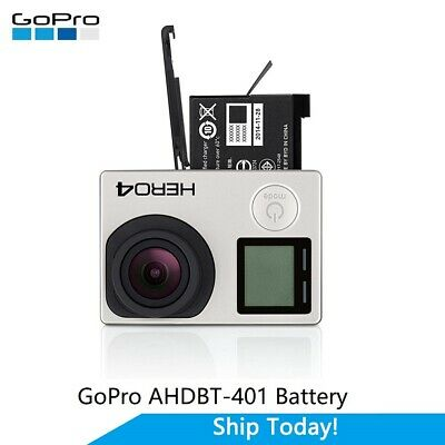$ CDN19.02 • Buy GoPro AHDBT-401 Rechargeable Battery For Hero 4 Brand New - (Official Accessory)