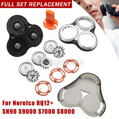 AU17.99 • Buy Shaver Razor Replacement Head Blade Cutter For Philips For Norelco RQ12+  Set