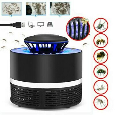 Electric UV-Light  Lamp Killer Insect Mosquito Fly-Bug Grill Zapper Trap Catcher • 5.61£
