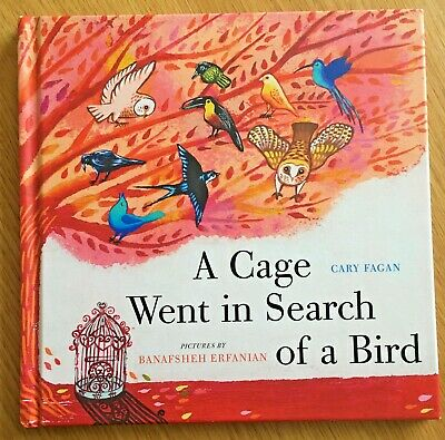 £10 • Buy A Cage Went In Search Of A Bird  - Hb - Cary Fagan