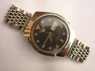 $ CDN14.27 • Buy Seiko 5 Automatic 6309-7330 17 Jewels Vintage Watch Japan