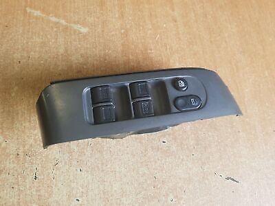 2007 Honda Jazz 1.3 Front Window Switch Driver Side 35755-saa-306-m1 • 20£