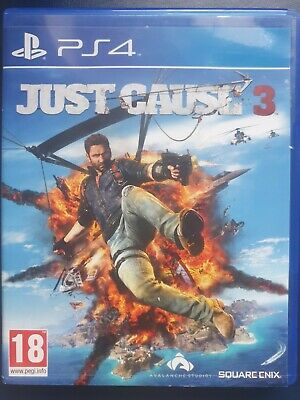 Just Cause 3 (PS4)  • 2£