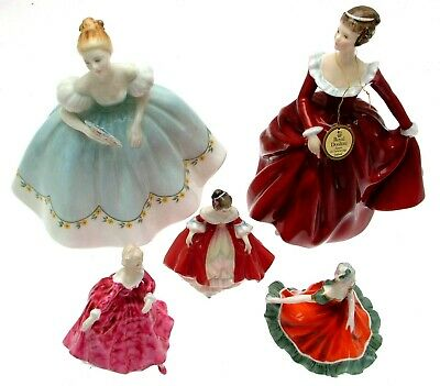 Royal Doulton Lady Figurine OVER 40 Figurines CHOOSE ONE • 115£