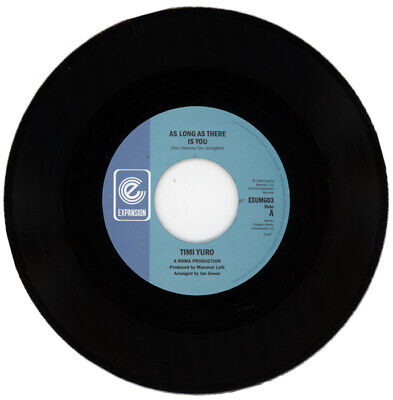 TIMI YURO   AS LONG AS THERE IS YOU   NORTHERN SOUL / 60's BEAT • 10.99£