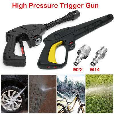 £8.28 • Buy High Pressure Washer Trigger Gun/Turbo/Variable Lance Spray Nozzle For LAVOR VAX