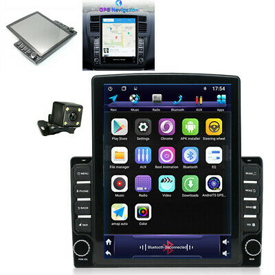 AU230.54 • Buy Android9.1 Car Stereo GPS Navigation Radio Player Double Din WIFI 9.7  Head Unit