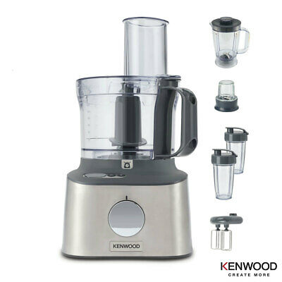 Kenwood Multipro Compact + Food Processor Blender Digital Scale Christmas Gift • 177.79£