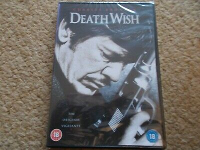 Death Wish (1974) Charles Bronson. New And Sealed • 3.99£